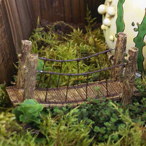 Miniature garden accessories fiddlehead fairy houses and for Garden accessories online